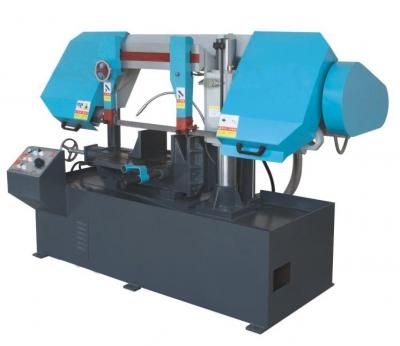 Ленточнопильный станок по металлу TRIOD BSM-300/400